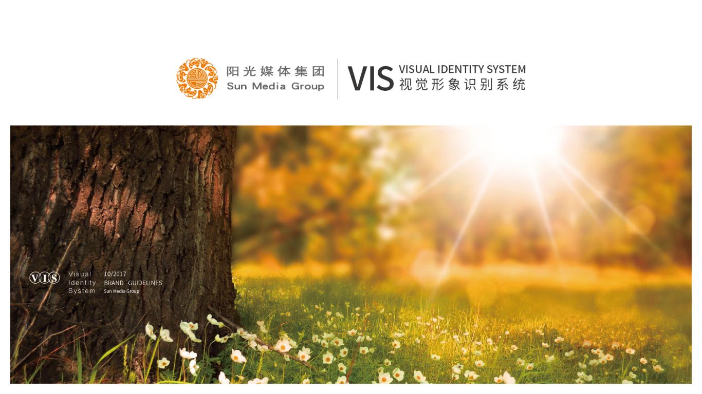 阳光传媒VI设计中标图0