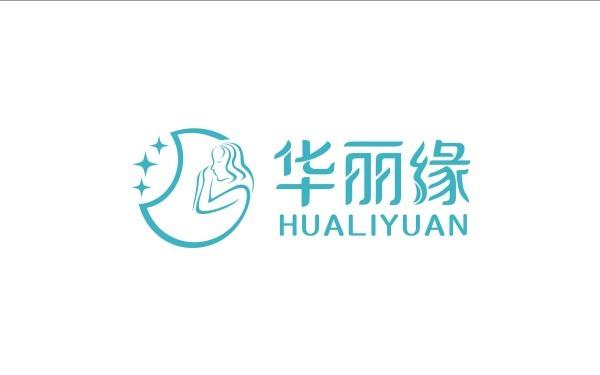 华丽缘孕妇用品logo设计