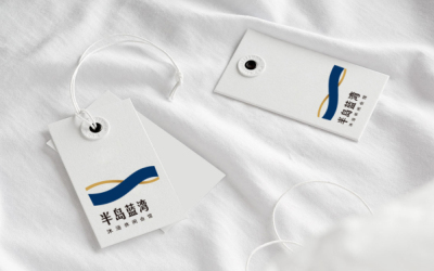 沐浴休闲会馆标志设计