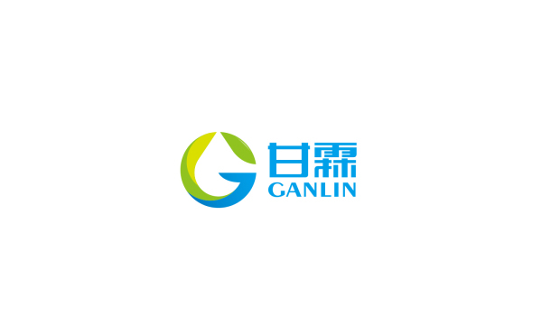 甘霖绿化清洁服务有限公司logo设计