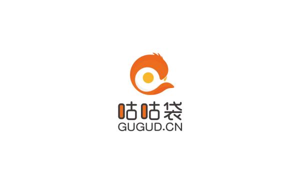 咕咕袋logo設計