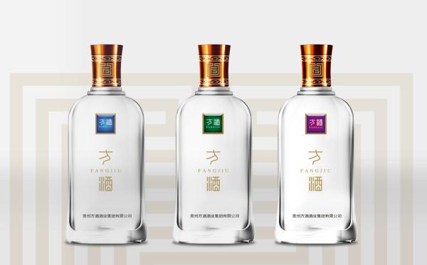貴州方酒酒業集團有限公司logo設計提案