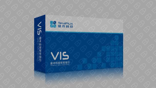 盛术科技VI设计入围方案1