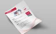 单页设计医疗行业