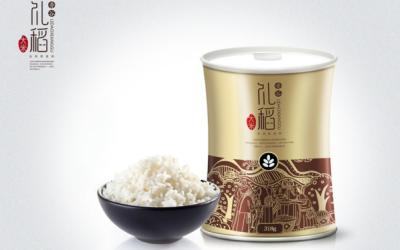 礼稻香谷大米
