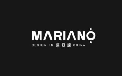 北京马亚诺男装品牌LOGO设计