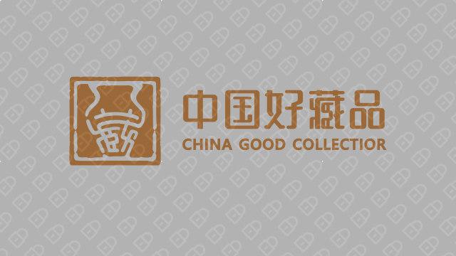 中国好藏品LOGO设计入围方案3