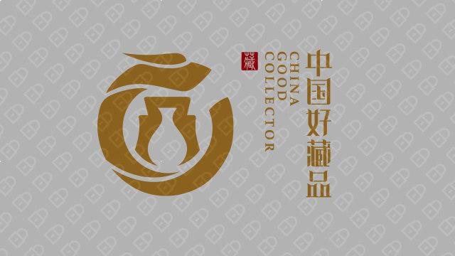 中国好藏品LOGO设计入围方案1