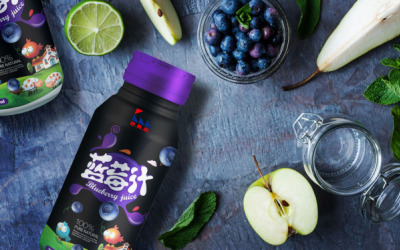 奧瑞金藍莓汁