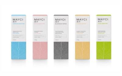 MAYCI護膚品牌包裝