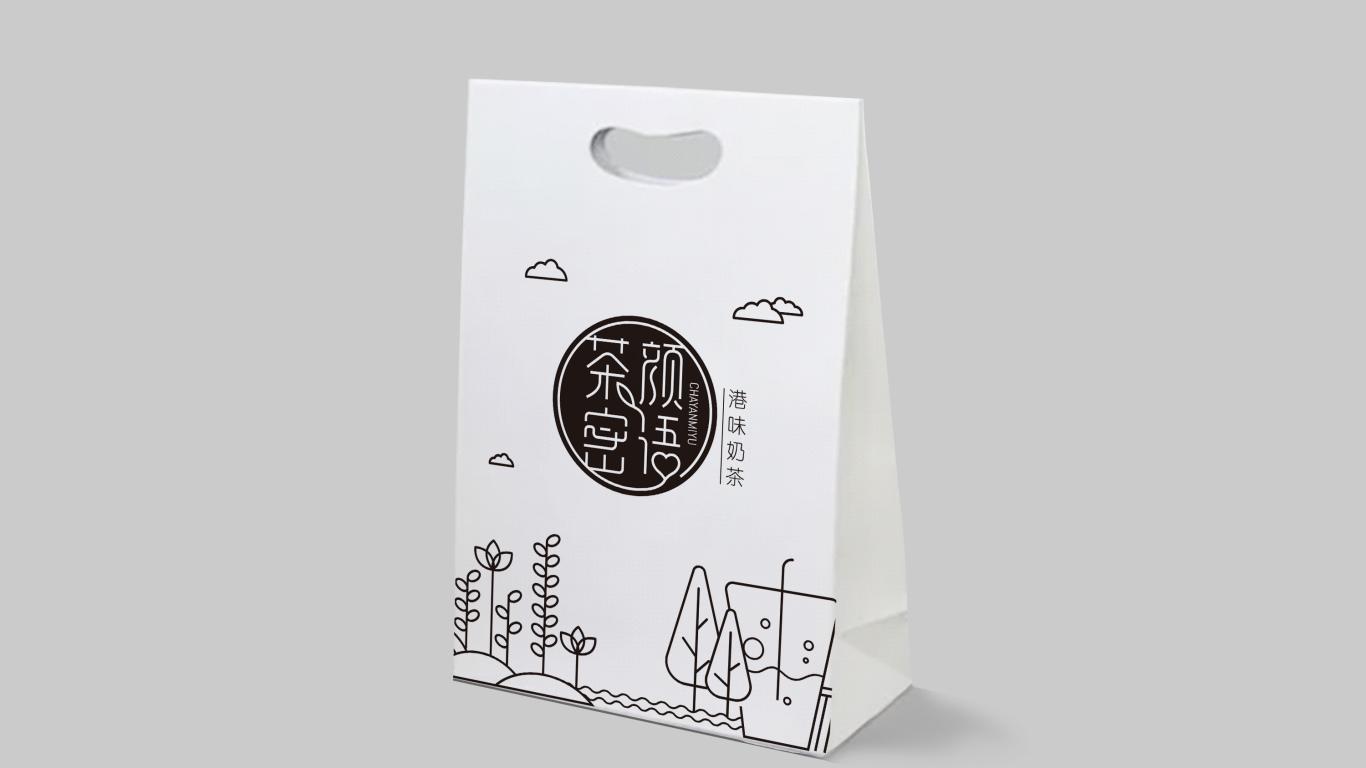 茶颜密语包装设计中标图2