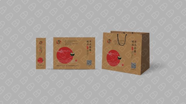晴彦日式简餐包装设计入围方案0