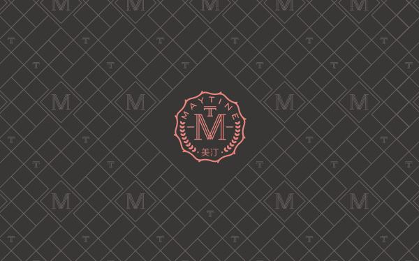 美汀品牌标志设计