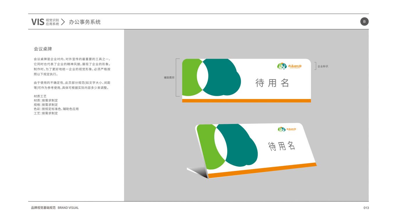 乔森幼儿园VI设计中标图20