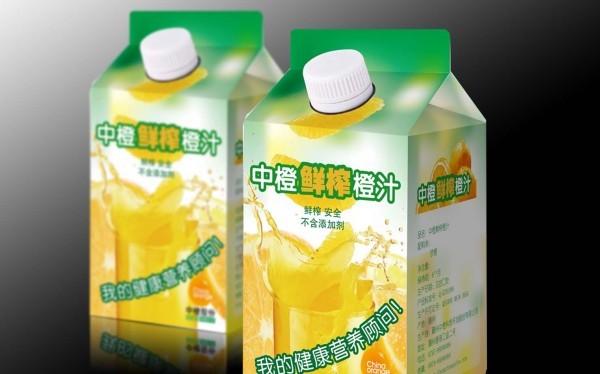 饮品包装设计
