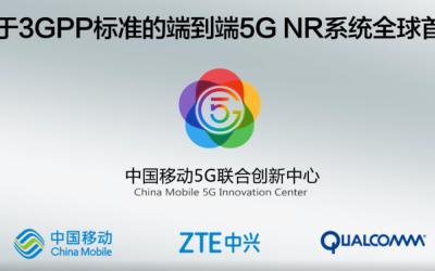 中兴集团-高通5G 后期包装