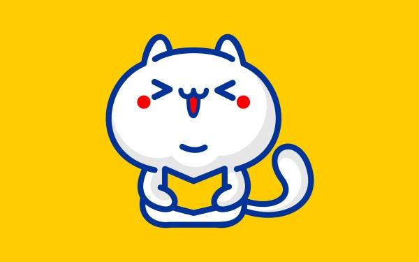 小猫阅读 科技公司 吉祥物设计