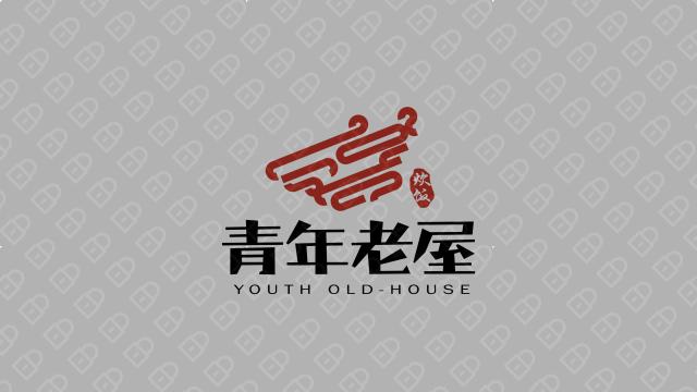 青年老屋LOGO设计入围方案0