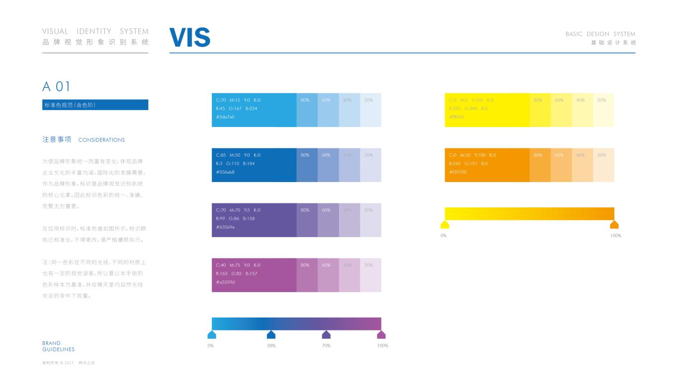 两点之间VI设计中标图1