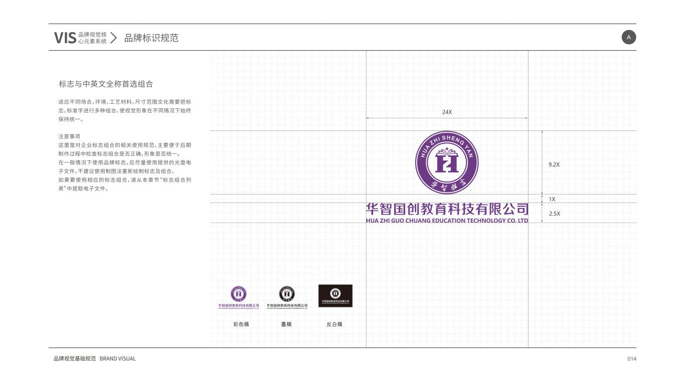 华智胜言VI设计中标图16