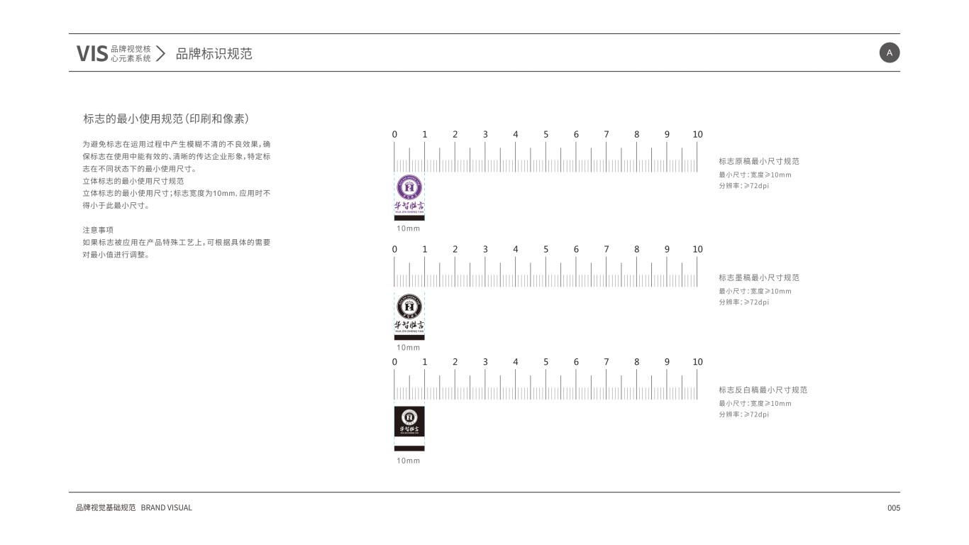 华智胜言VI设计中标图7