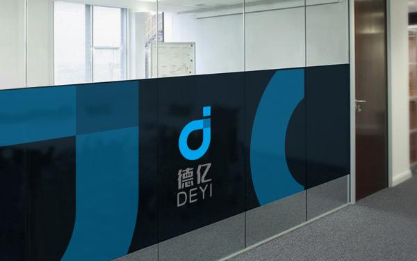 德亿集团logo设计