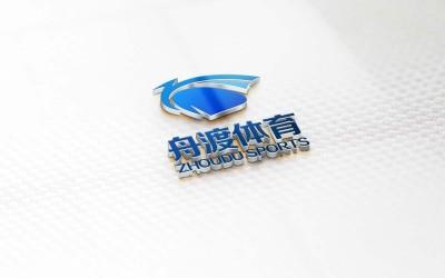 舟渡体育品牌logo设计