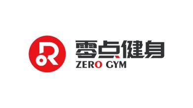 零点健身品牌LOGO设计