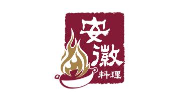 安徽料理品牌LOGO设计
