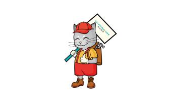 天佑沐澤服務公司吉祥物設計