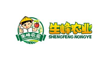 生峰農業合作社LOGO設計