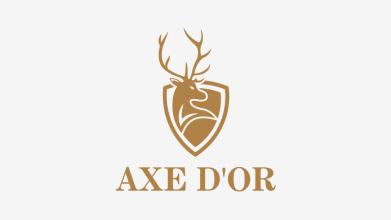 AXE D OR貿易品牌LOGO設計