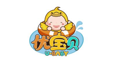 优宝贝婴儿用品品牌LOGO乐天堂fun88备用网站