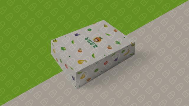 果鲜果季包装设计入围方案0