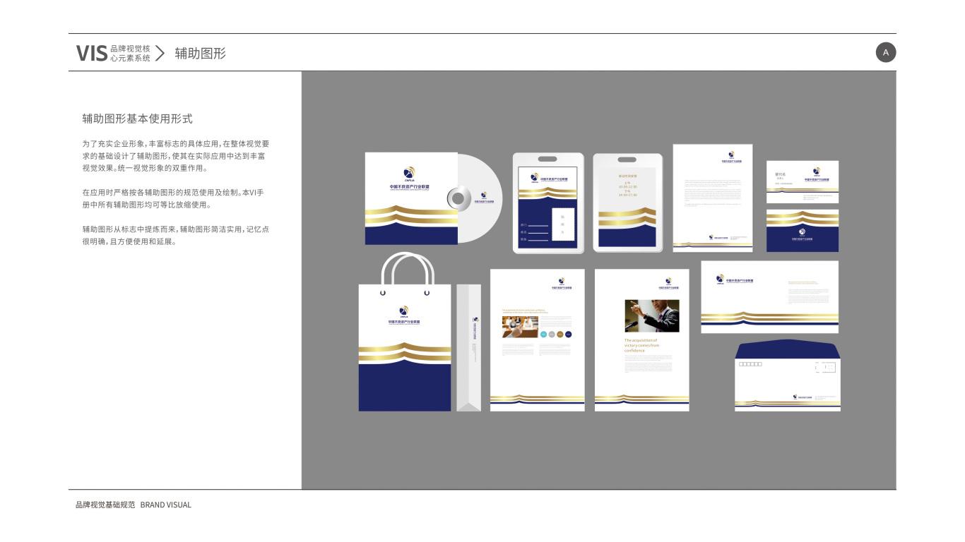不良资产行业联盟VI设计中标图3