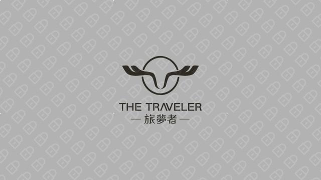 旅夢者品牌LOGO设计入围方案0