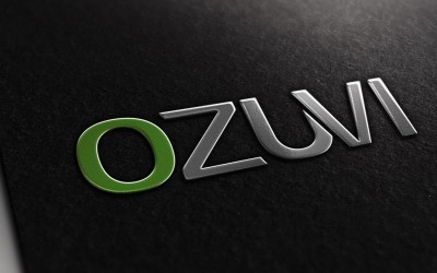 OZUVI标志设计