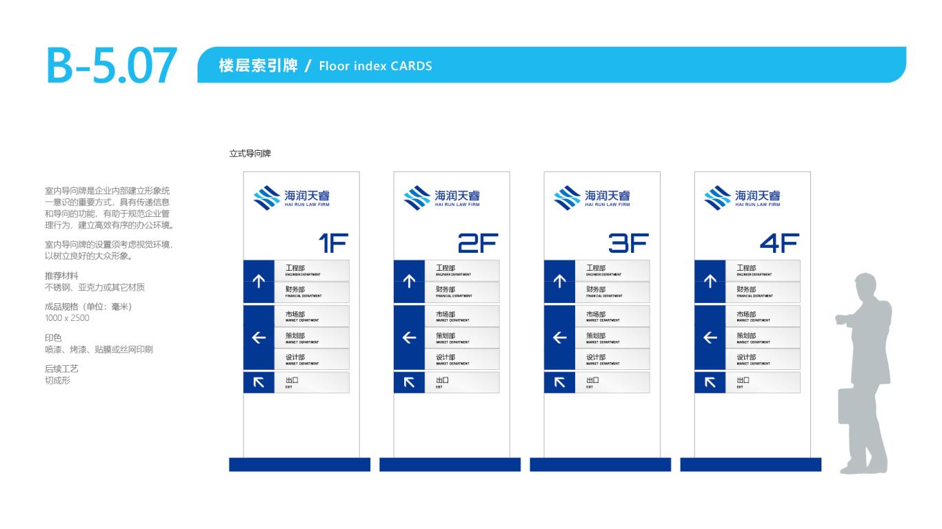 海润天睿品牌VI设计中标图13