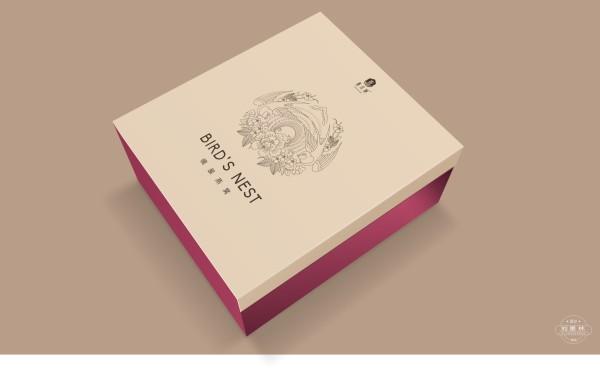 燕小婉燕窝包装&标志设计