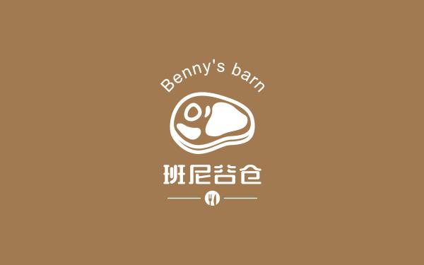 Benny,s品牌标志