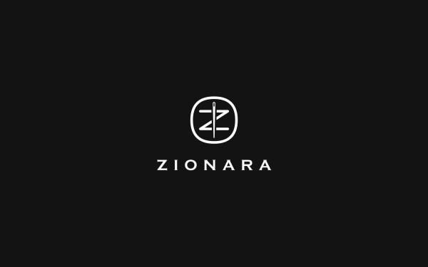 ZIONARA | 服装品牌logo设计