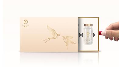 燕之冠食品品牌包裝設計
