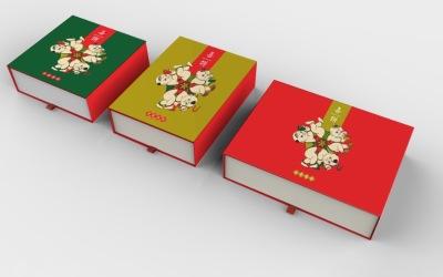 喜饼-包装设计