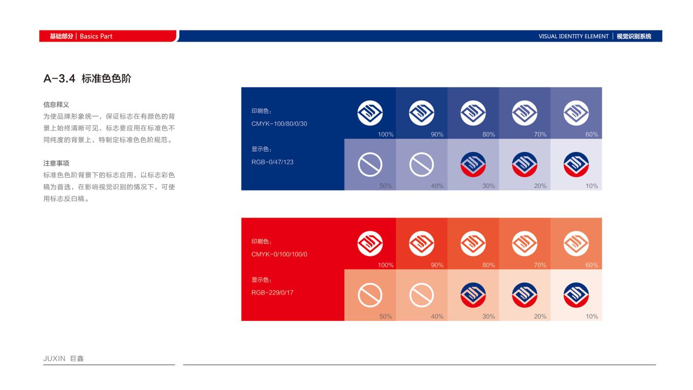 巨鑫VI设计中标图12