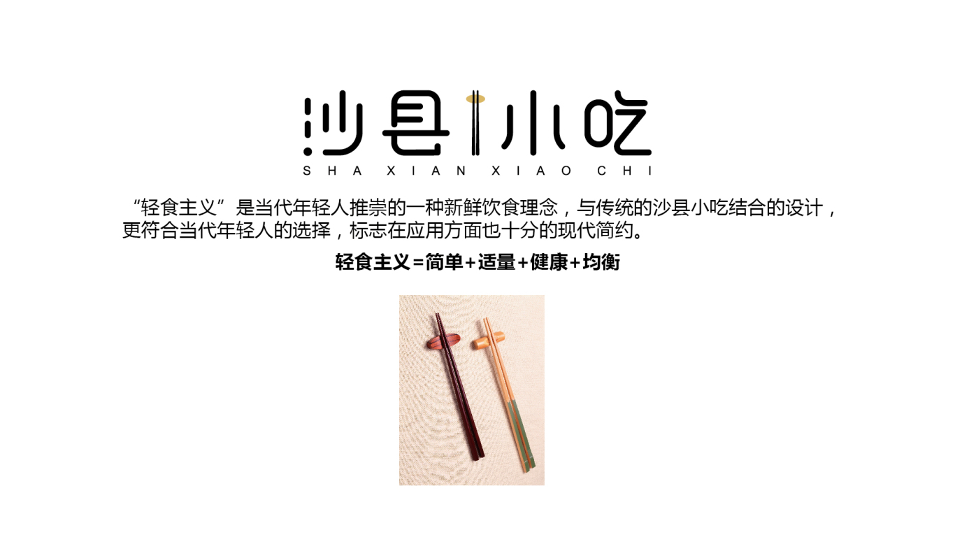 沙县小吃LOGO设计中标图0