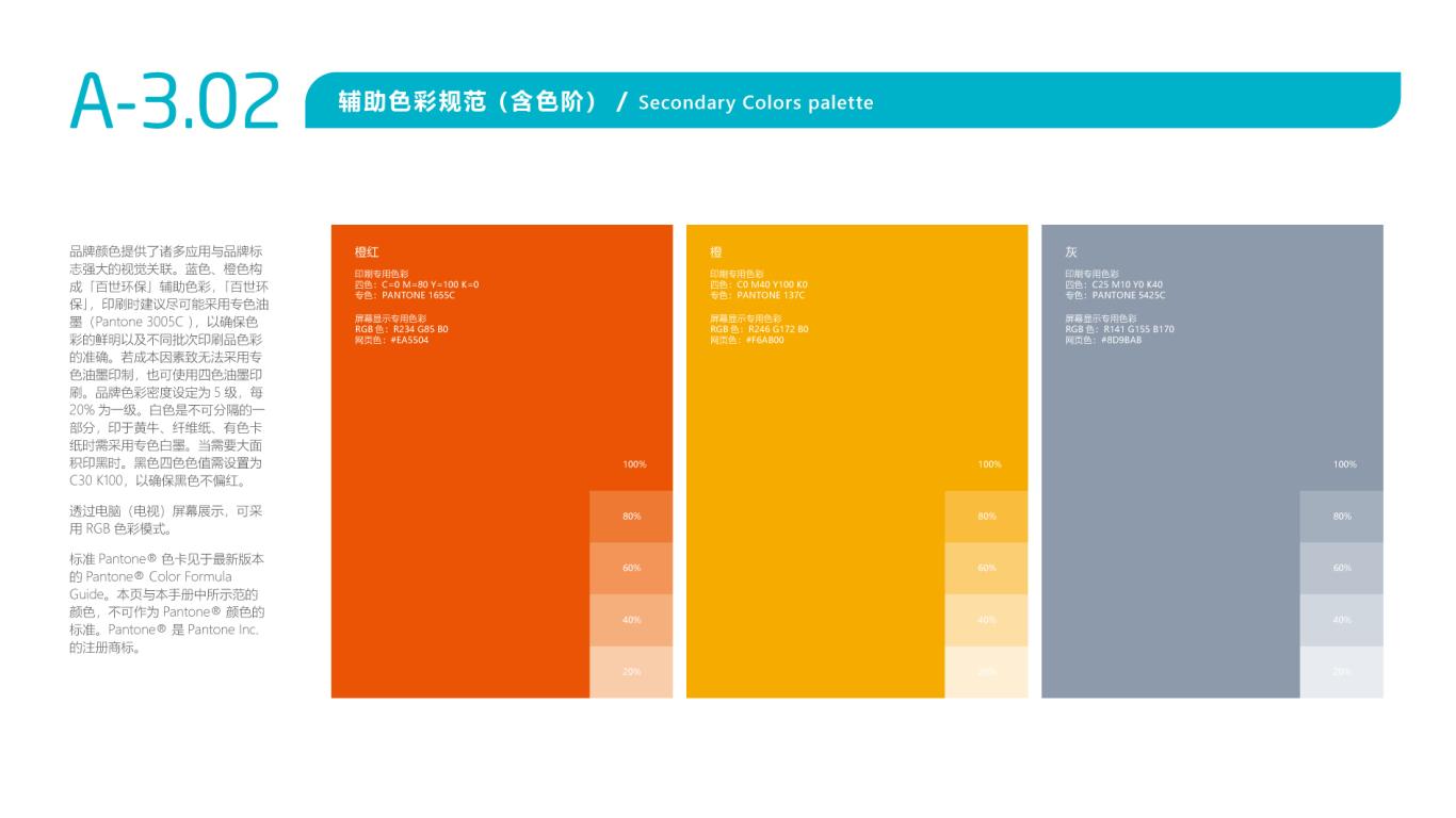 百世环保VI设计中标图15
