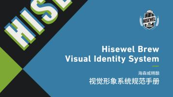 海森威(VI)VI设计