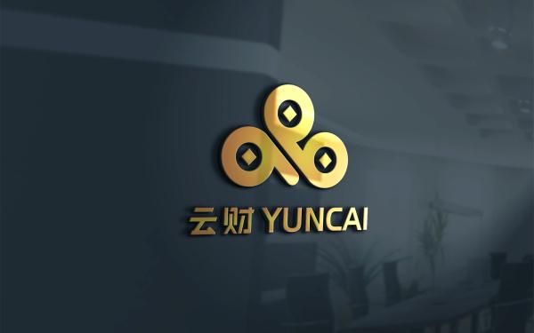 湖南云财网络科技品牌设计