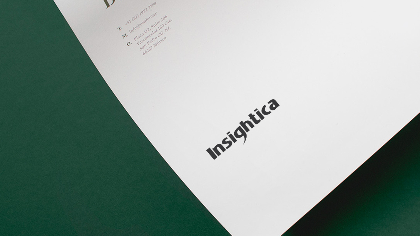 InsighticaLOGO设计中标图3