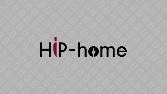 HIP HOME LOGO设计入围方案7